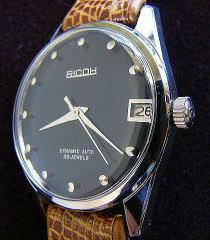 wholesale dealer a7fdf 122b9 京都嵯峨野パーシモンのアンティーク・腕時計・リコー ...